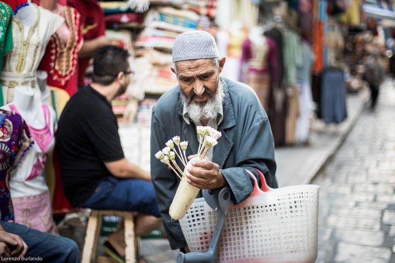 Uomo Tunisia
