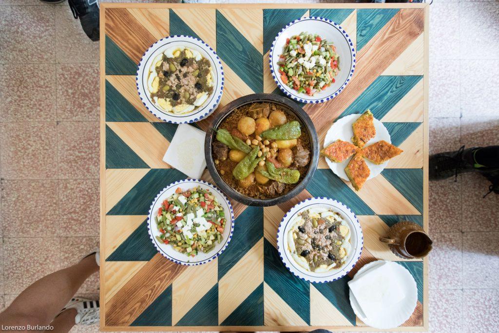 Piatti tipici Tunisia