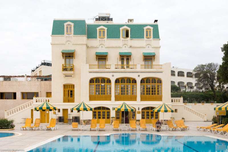 Hotel Les Mimosas Tabarka