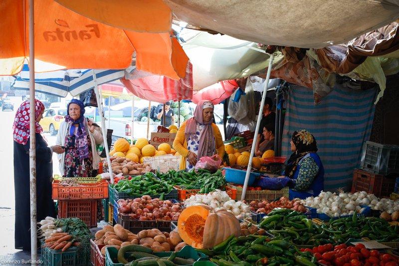 Souk Tabarka mercato