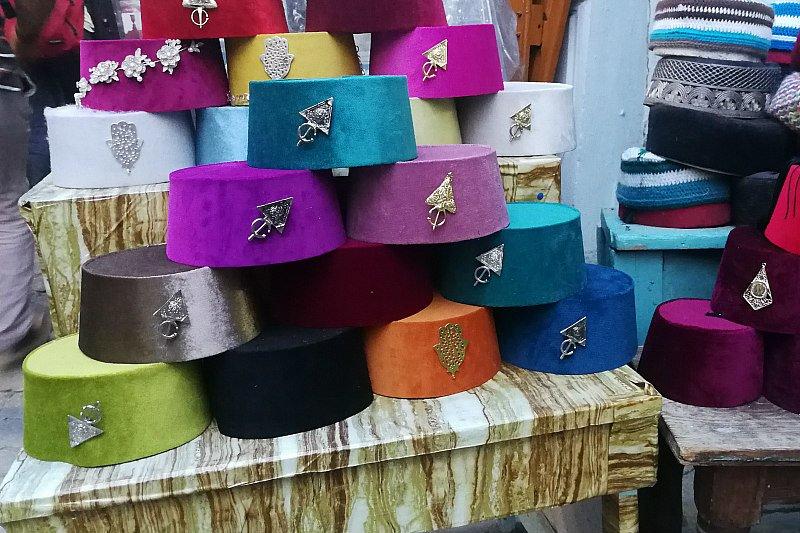 cappelli arabi