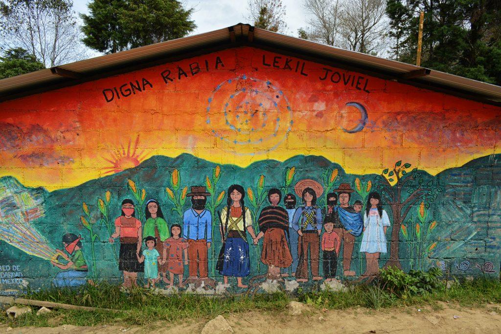 Caracol Oventic - Movimento Zapatista