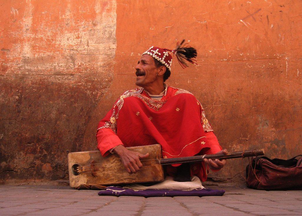 Gente di Marrakesh