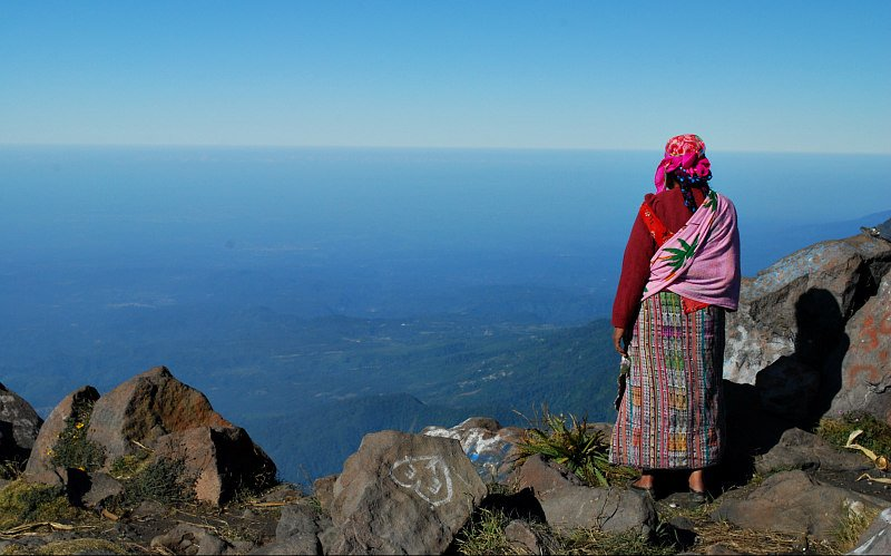 Montagna Sacra Guatemala
