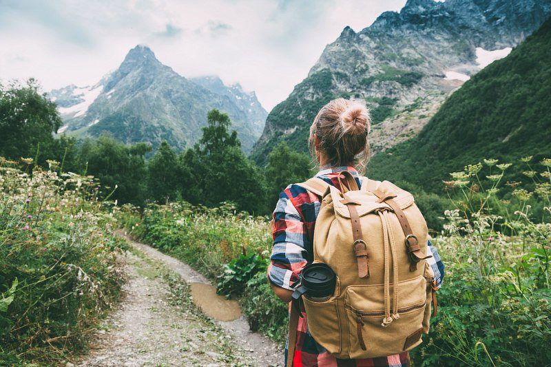 Partire da soli in viaggio
