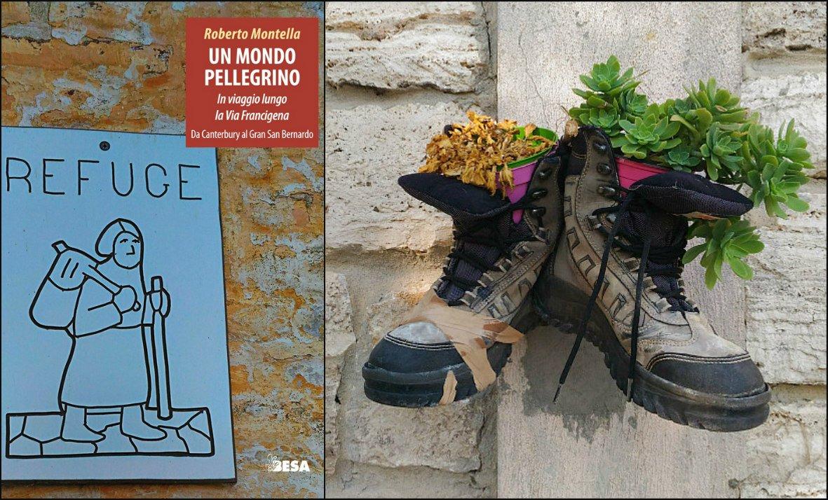 Libro Francigena Roberto Montella