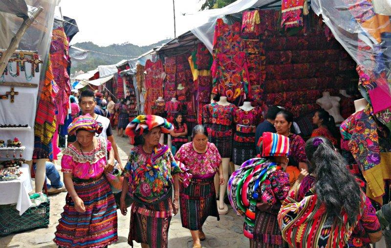 Mercato Chichicastenango