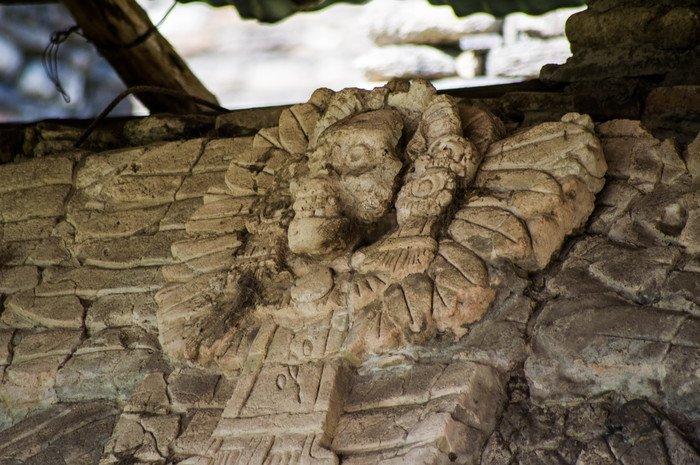 Sito archeologico Tonina, Messico
