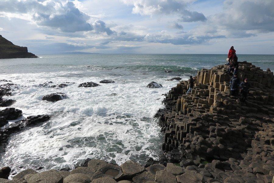 Giant's Causeway IRLANDA
