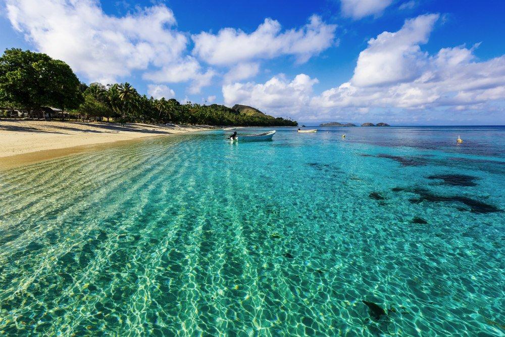 Viaggiare Low cost Fiji
