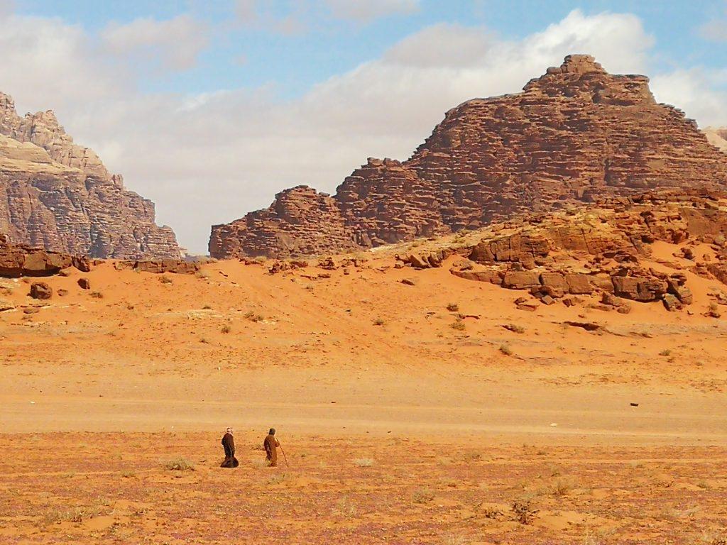 Deserto Giordania Wadi Rum