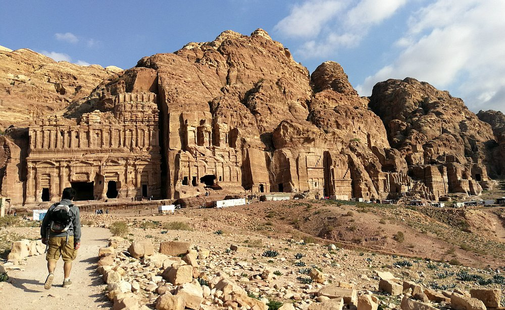 Viaggio in Giordania - Petra