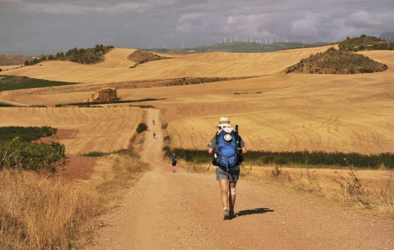 Pellegrinaggio Via Francigena