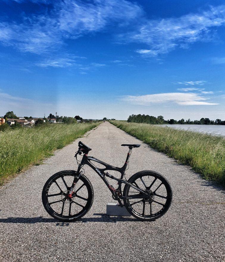 Bicicletta Delta del Po