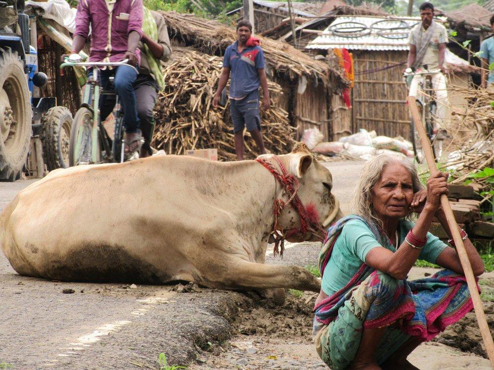 Situazione della donna in India