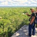 Itinerario di viaggio nella penisola dello Yucatan, in Messico