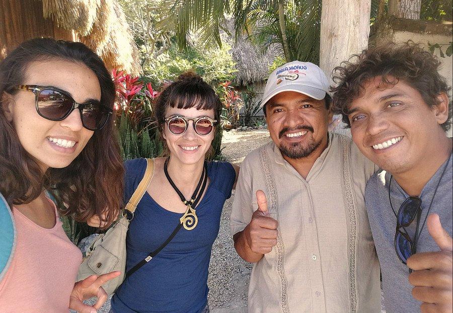 Ecoturismo a Nuevo Durango Messico