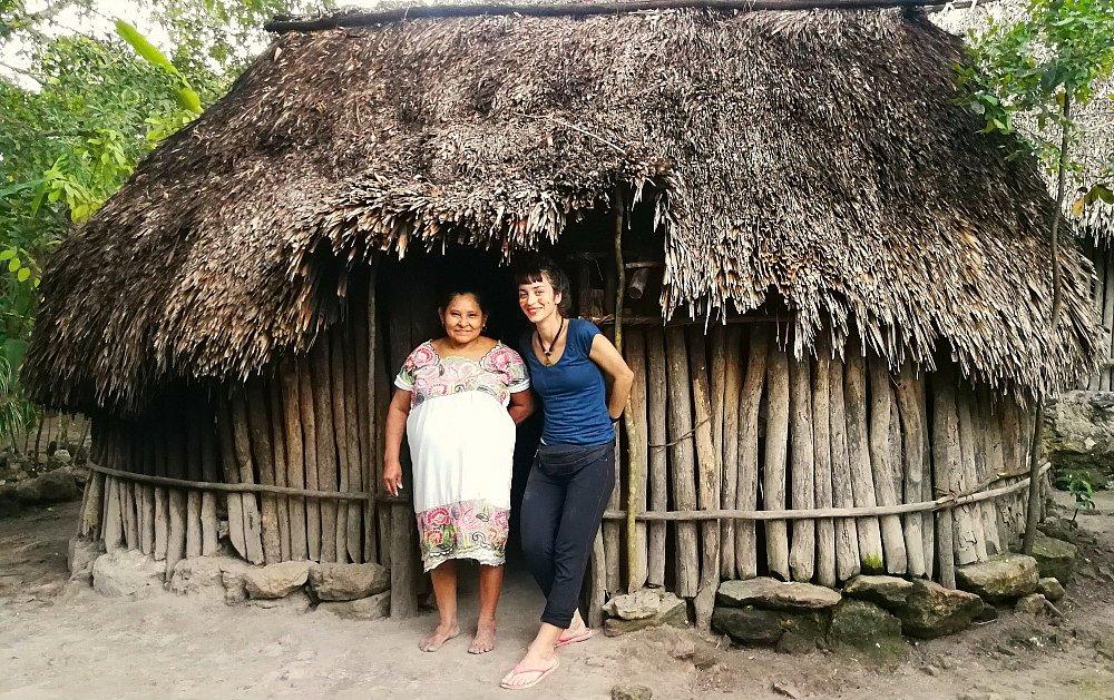Famiglia maya