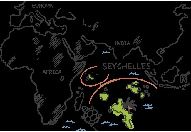 Dove sono le Seychelles?