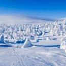 Scoprire la Lapponia a piedi in inverno