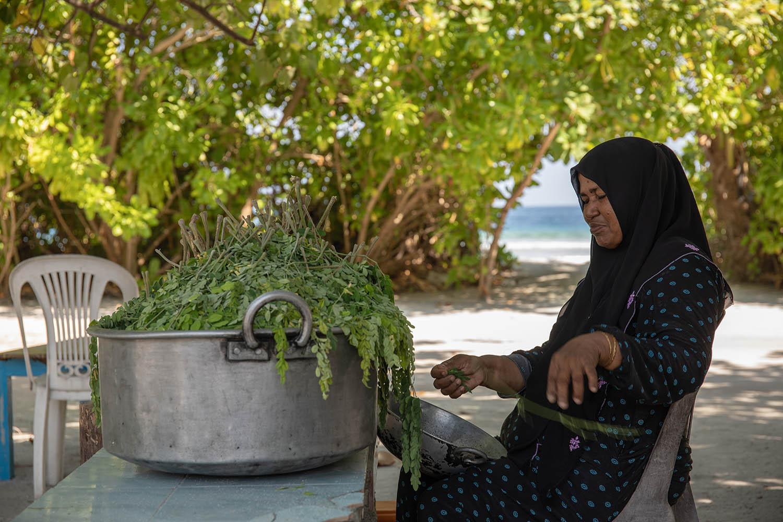 Donna Maldive