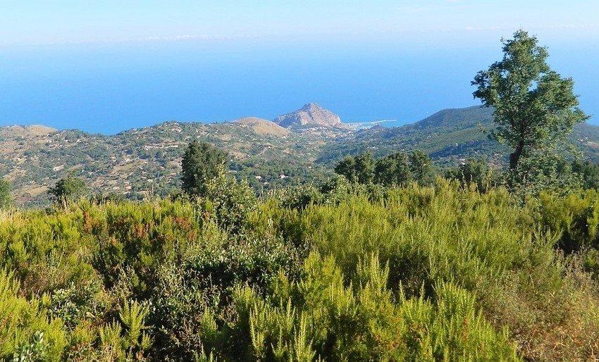 Sentiero Gibilmanna - Sicilia