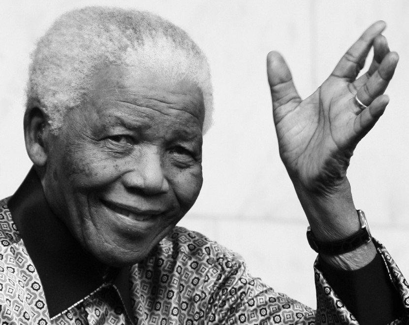 Nelson Mandela Sudafrica Apartheid