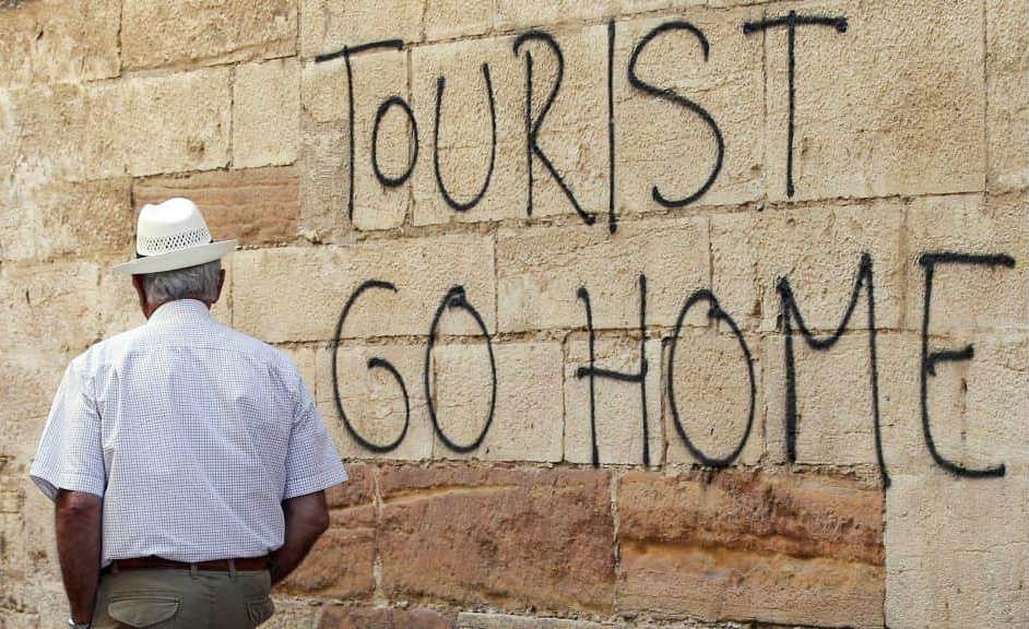 Overtourism e Turismofobia
