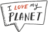 I love my planet