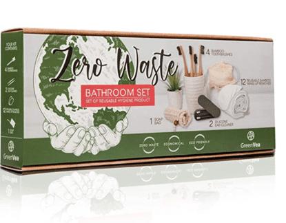 Eco-Kit bagno Zero Waste