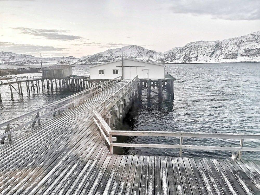 Vivere sul Mar Glaciale Artico