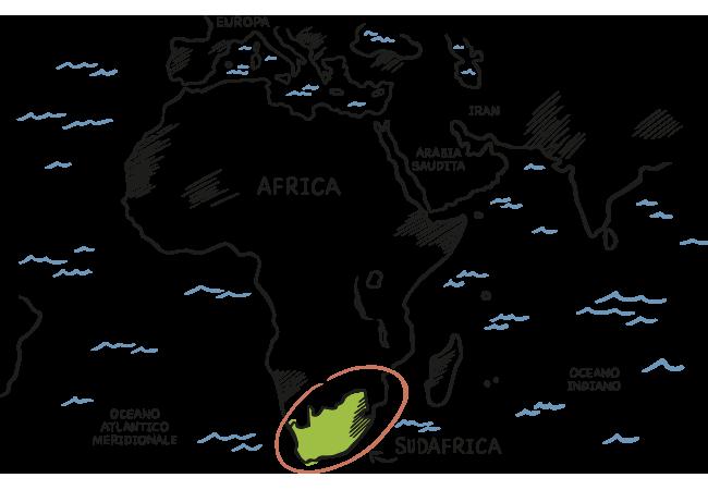 SUDAFRICA Safari - Viaggio di gruppo