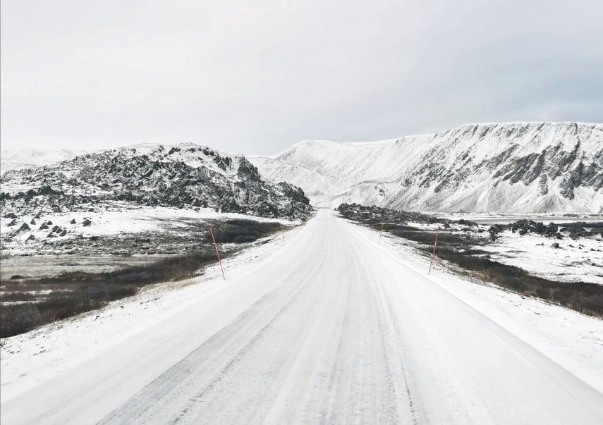 Strada dei fiordi