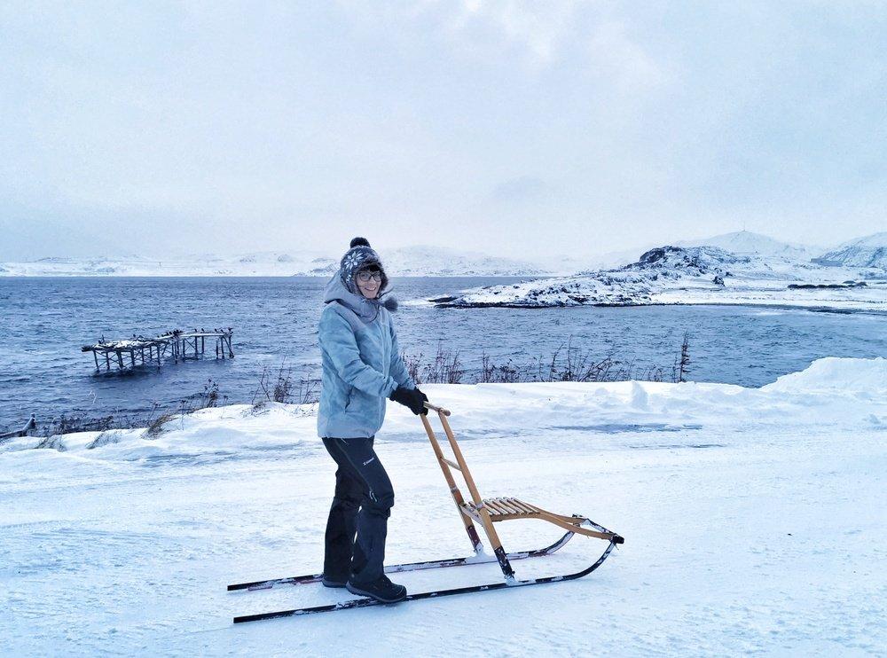 Come ci si sposta in Norvegia - Finnamark