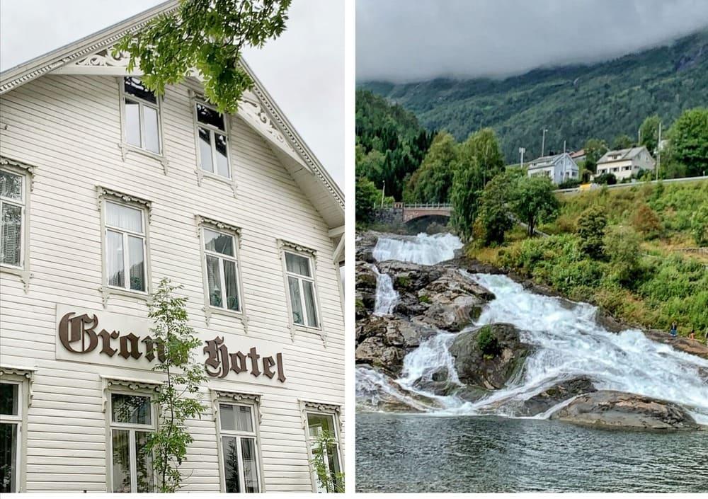 Grand Hotel - Hellesylt