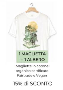 Magliette cotone biologico