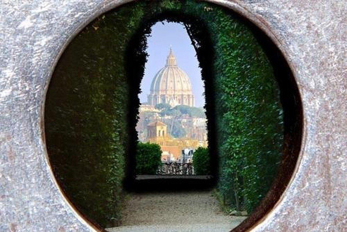 San Pietro dalla serratura