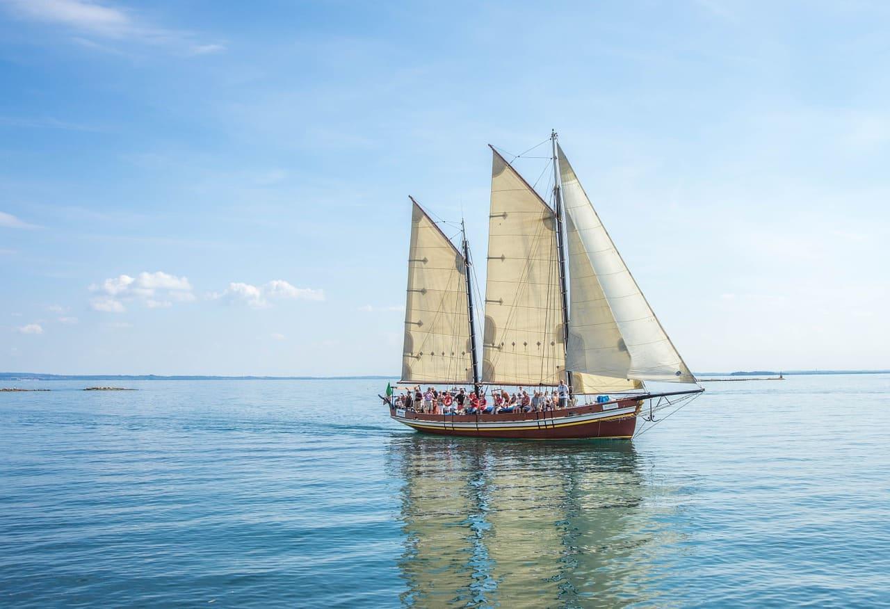 Noleggiare barca a vela Italia