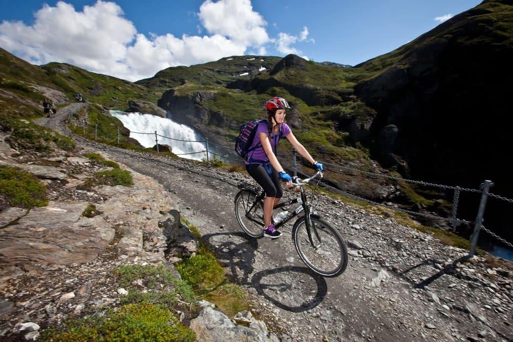 RALLARVEGEN - Norvegia in bicicletta