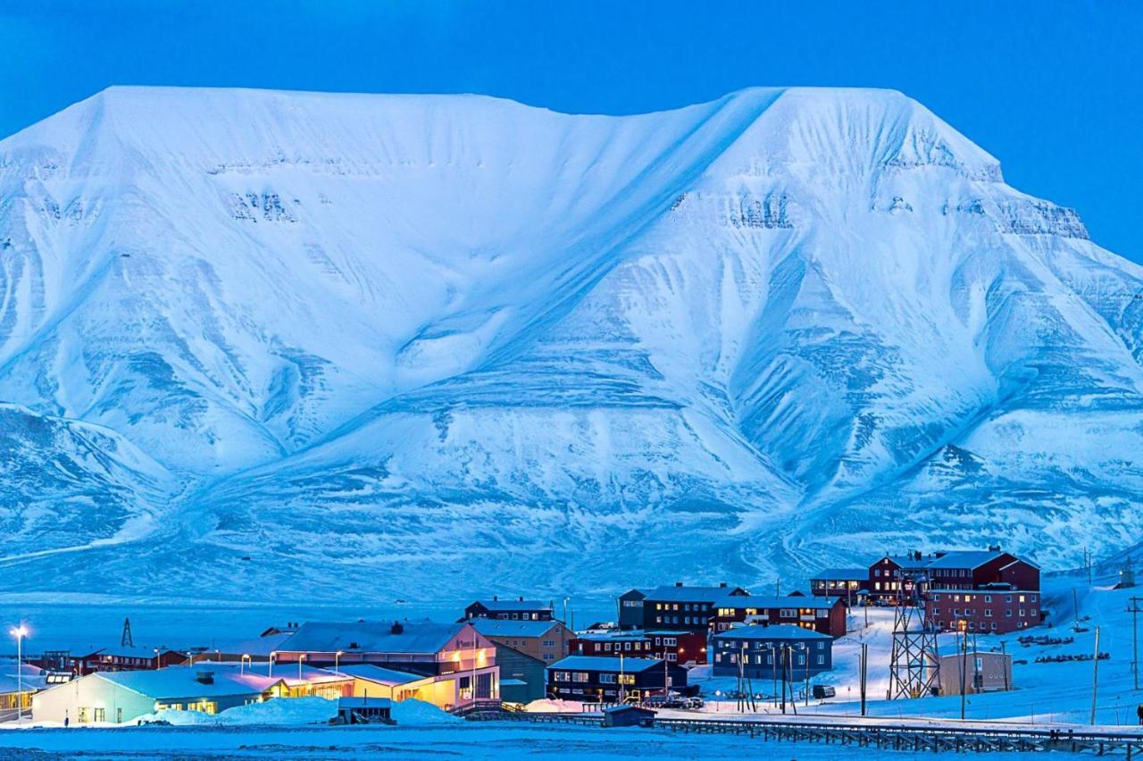 Longerbyen Svalbard
