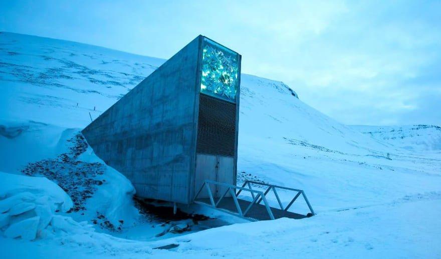 Banca Mondiale dei Semi - Norvegia