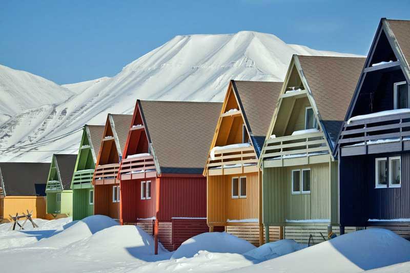 Case Svalbard Palafitte
