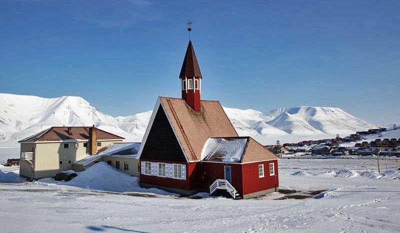 Chiesa per tutte le religioni, Svalbard