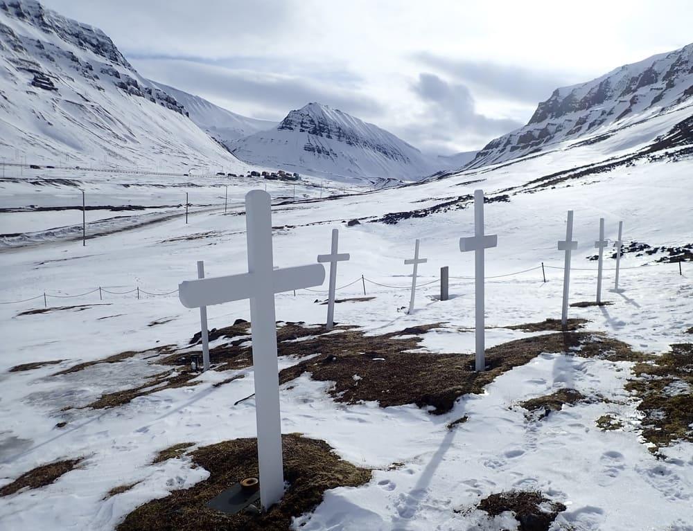 Cimitero Svalbard