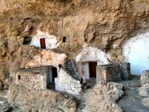 Grotte abitate Canarie