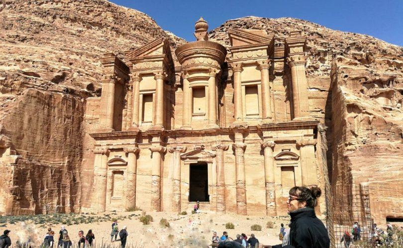 Petra - Il Monastero - Giordania